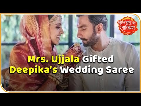 Video Not Sabyasachi but Mother Ujjala Gifted Deepika Padukone this Saree   Saas Bahu aur Saazish download in MP3, 3GP, MP4, WEBM, AVI, FLV January 2017