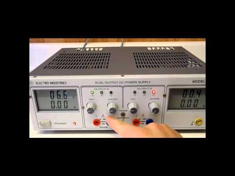 How to Setup An Electronics Lab – Power Supply