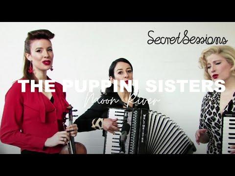 Tekst piosenki The Puppini Sisters - Moon River po polsku