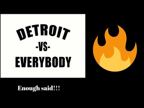 Eminem, Royce da 59, Big Sean, Danny Brown, Dej Loaf, Trick Trick - Detroit Vs. Everybody (Reaction)