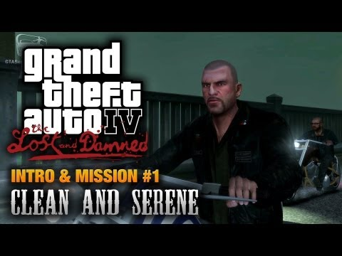 grand theft auto iv the lost and damned pc walkthrough