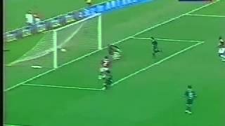 Brasileirão 2003 - Fluminense 2 x 3 Goiás - Estádio: Maracanã - Gols do Verdão: Araújo, Gil Baiano e Dimba - Imagens: Globo ...