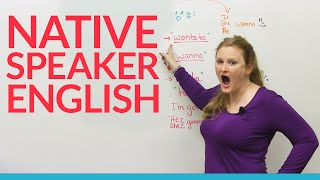 Have you heard how native speakers shorten their words when they speak with each other? This is called