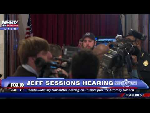 Download FNN: Confirmation Hearing of Trump Attorney General Nominee Jeff Sessions FULL VIDEO HD Mp4 3GP Video and MP3
