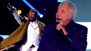 Video The Voice UK 2013 | Exclusive Coach Performance - Blind Auditions 1 - BBC One MP3, 3GP, MP4, WEBM, AVI, FLV Agustus 2018
