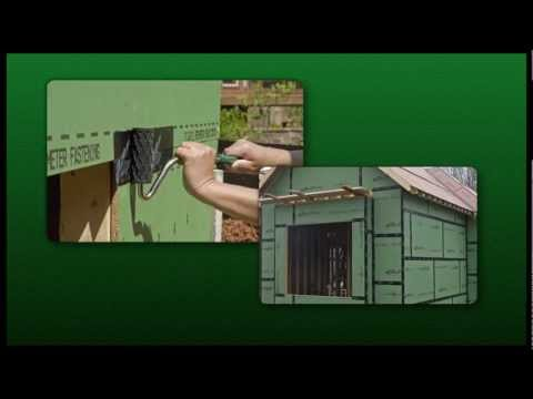 ZIP System® Sheathing and Tape Science-Durabillity