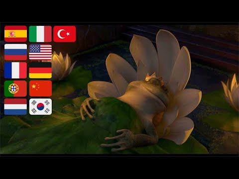 Herald: Frog King's Death Scene | Shrek the Third (2007) | Multilanguage
