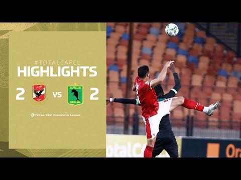 HIGHLIGHTS | Al Ahly SC 2 - 2 AS Vita Club | Matchday 3 | #TotalCAFCL