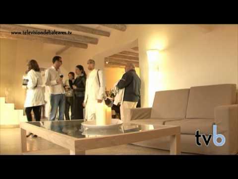 Hotel Rural Sa  Franquesa Nova. Televisión de Baleares. (Turismo Vilafranca de Bonany - Mallorca)