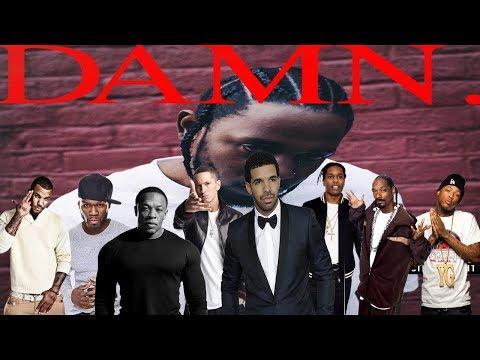 Celebrities Talk About Kendrick Lamar (Eminem, Drake, Dr Dre, Snoop Dogg, YG & more!)