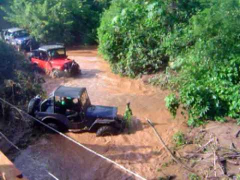 Video trilha catolandia riacho