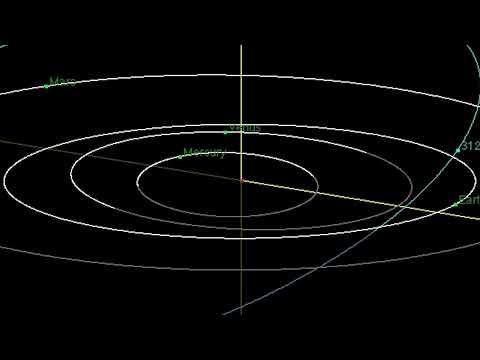 1 сентября огромный астероид опасно сблизится с Землёй (видео)