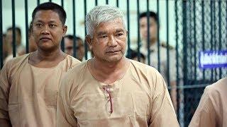 Cựu tướng quân đội Thái Lan là ông Manas Kongpan bị kết tội bị kết tội buôn người và phạm tội có tổ chức xuyên quốc gia, chủ yếu là người Bangladesh và người Hồi Giáo Myamar trong một phiên tòa tại Bangkok.Người Việt TV (c) 2017 - http://NGUOIVIETTV.comNgười Việt Online - http://NGUOI-VIET.com