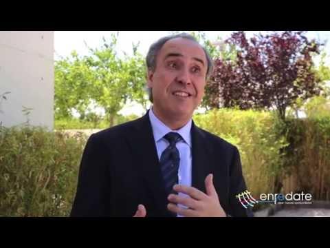 Enrédate Castellón 2015 Entrevista a Emilio Duró