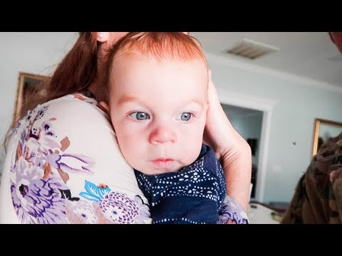 Baby Rejects Dad & Breaks His Heart! (видео)