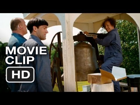 The Three Stooges #4 Movie CLIP - Rings a Bell (2012) HD Movie Video