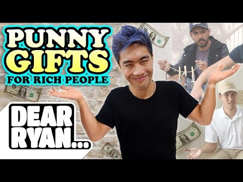 Download Punny Gifts for Rich People! (Dear Ryan) HD Mp4 3GP Video and MP3