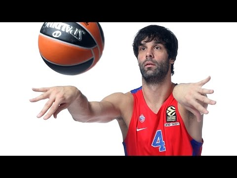 Regular Season, Round 9 MVP: Milos Teodosic, CSKA Moscow