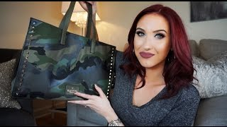 Whats In My Travel Bag | Jaclyn Hill