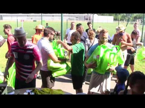 3EME SIXTE DES SHADOCKS DE SEILH: vidéo