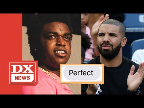 """Drake Says Kodak Black's New Album """"Dying To Live"""" Is Perfect"""