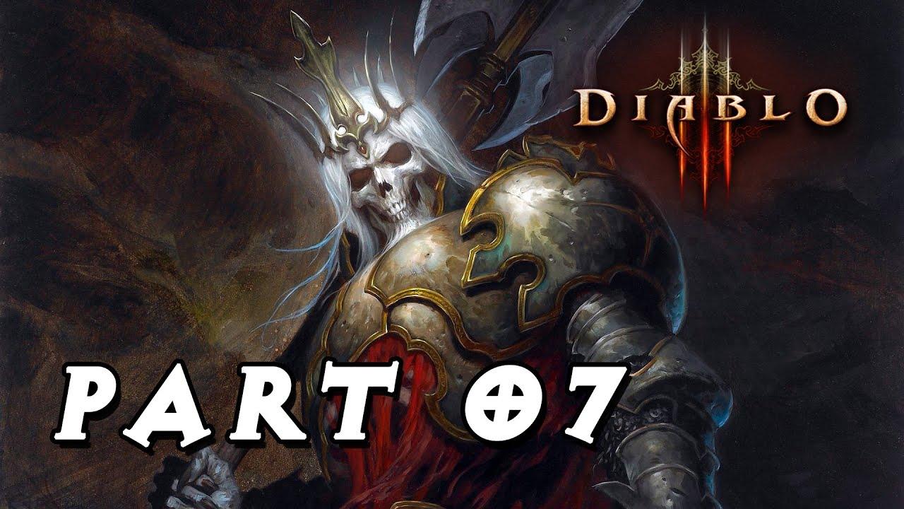 [Let's Play] Diablo 3: UEE – Part 07 – Leorics Anwesen