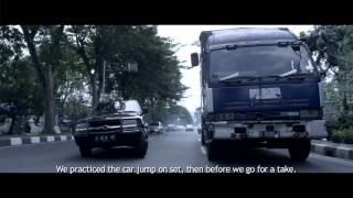 Nonton The Raid 2: Shooting a Car Chase Film Subtitle Indonesia Streaming Movie Download