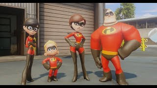Disney Infinity - The Incredibles - Part 1