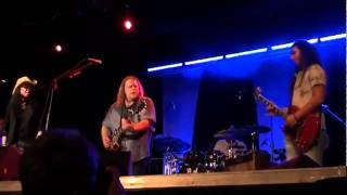 Warren Haynes Band feat  W I N D 's Anthony Basso & Fabio Drusin