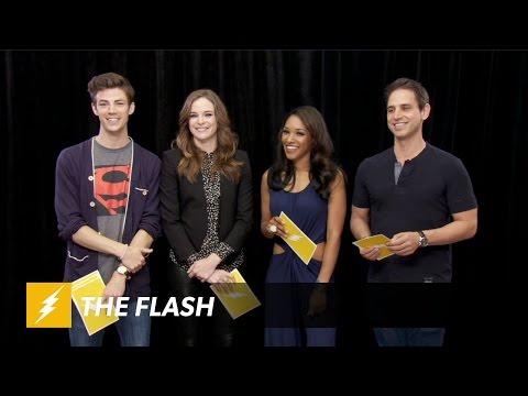 The Flash - Fan Q&A Part 1 [VIDEO]