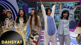 Video Ada grup MABEL 'Mantan Cherrybelle' di Dahsyat [Dahsyat] [4 Nov 2015] MP3, 3GP, MP4, WEBM, AVI, FLV Juli 2018