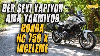6. 2018 Honda NC 750 X Ä°nceleme