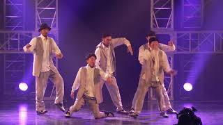 BOOGALOO IN OSAKA (Nobou, Maccho, Dai, Pon, Taa Flexx) – JAPAN DANCE DELIGHT VOL.26 FINAL 2ND PLACE