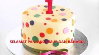 Selamat Ulang Tahun (Lagu Anak Indonesia)