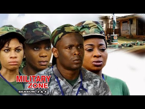 Military Zone Season 3 $ 4 - Zubby Micheal Latest Nollywood Movies 2017 | Family Movie