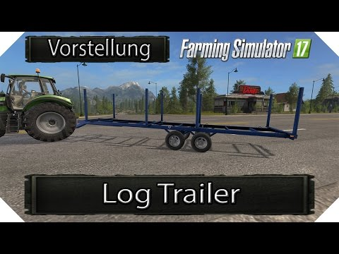 Log Trailer Customizable V1.5