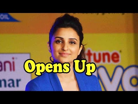 Parineeti Chopra Opens Up On Why Healthy Eating Is