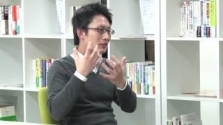 プログラム開発者 片田智也がThe Changeへの想いについて動画で語っております