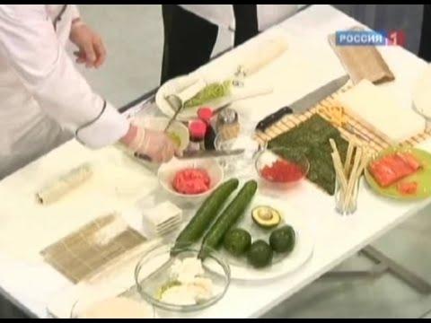 Суши - польза и вред. Полезный рецепт суши