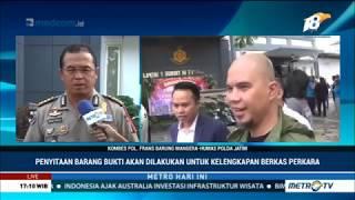Video Polri Tegaskan Profesional Tangani Kasus Ahmad Dhani MP3, 3GP, MP4, WEBM, AVI, FLV November 2018