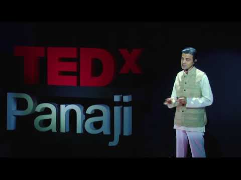 How I Cured Myself Of Chronic Illness And Reversed Ageing | Darryl D'Souza | TEDxPanaji