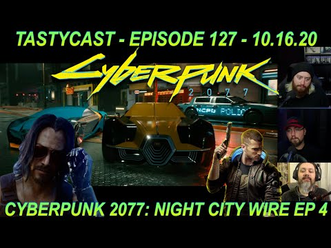 Reacting to Cyberpunk 2077 Night City Wire Episode 4 and reading your comments!