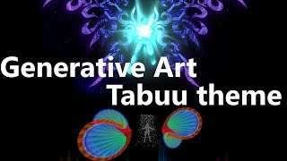 Generative Art, Tabuu from SSBB !