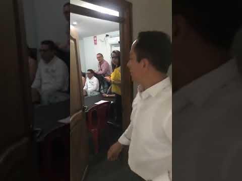 Nuevo rifirrafe entre alcalde de Yopal y gerente de Ceiba.