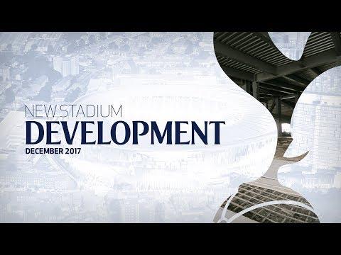 Video: NEW STADIUM TIMELAPSE | DECEMBER 2017