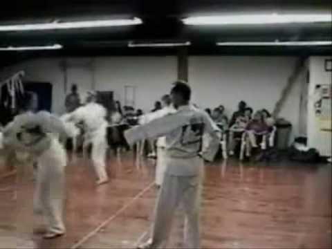 Hilarious Martial Arts 'Accident'