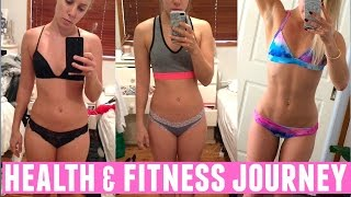 My Health & Fitness Journey   Weight Loss Story