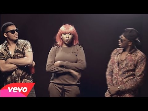 BRACKET FT CYNTHIA MORGAN   FAR AWAY [Official video]
