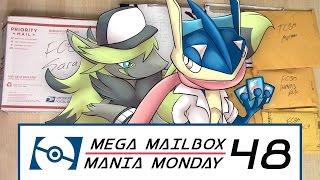 Pokémon Cards - Mega Mailbox Mania Monday #48! by The Pokémon Evolutionaries