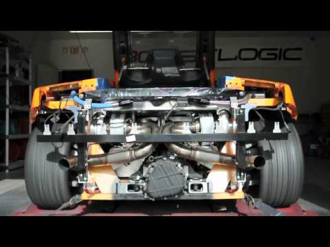 Boost Logic Lamborghini Gallardo Stage 1